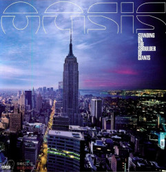 Oasis • Standing On The Shoulder Of Giants (LP)
