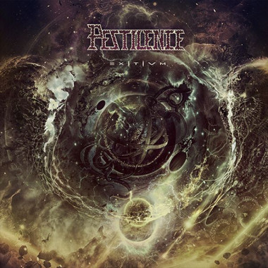 Pestilence • Exitivm / Black LTD. (LP)