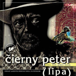 Lipa Peter • Čierny Peter (2LP)