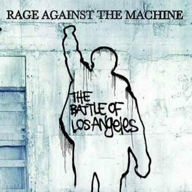 Rage Against The Machine • The Battle Of Los Angeles