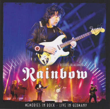 Ritchie Blackmore's Rainbow • Memories In Rock: Live In Germany (3LP)