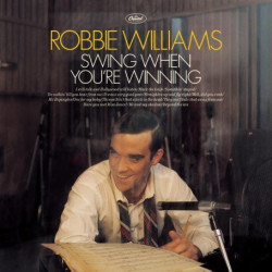 Williams Robbie • Swing When You're Winning (LP)