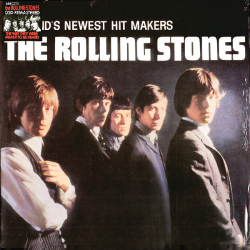 Rolling Stones •  England's Newest Hitmakers (LP)