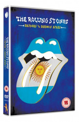 Rolling Stones • Bridges To Buenos Aires (DVD)