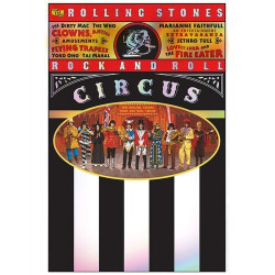 Výber • The Rolling Stones Rock And Roll Circus (DVD)