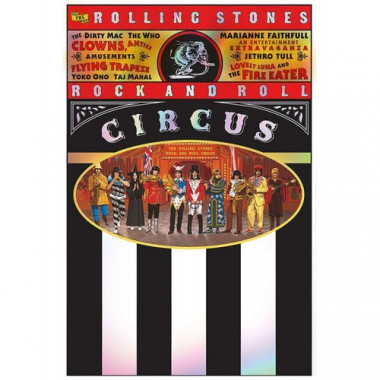 Výber • The Rolling Stones Rock And Roll Circus (BD)