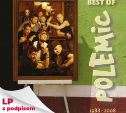 Polemic • Best Of 1988 - 2008 (2LP s podpisom)