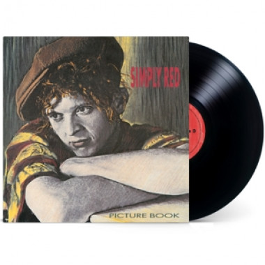 Simply Red • Picture Book (LP)