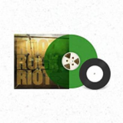 Skindred • Roots Rock Riot / Coloured Green (2LP)