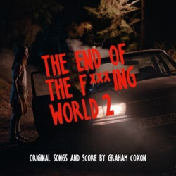 Hudba z filmu • Coxon Graham - The End Of The F***ing World 2 / Original Songs And Score (2LP)