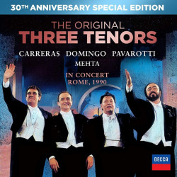 Pavarotti, Domingo, Carreras • Impossible Dream / 3 Tenori (2DVD)