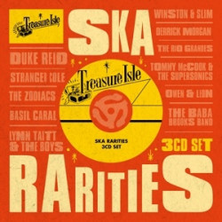 Výber • Treasure Isle Ska Rarities (3CD)