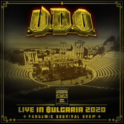 U.D.O. • Live In Bulgaria 2020 (DVD+2CD)
