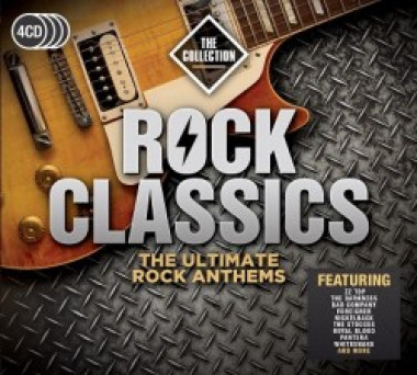 Výber • Rock Classics / The Collection (4CD)
