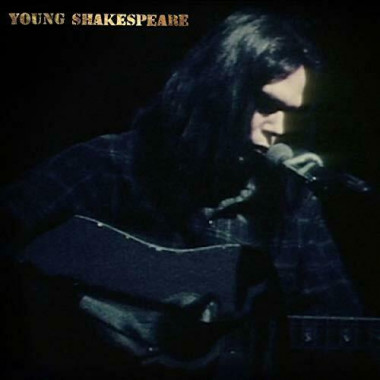 Young Neil • Young Shakespeare (LP+CD+DVD)