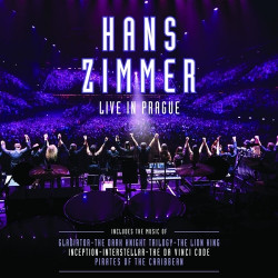 Zimmer Hans • Live In Prague (4LP)